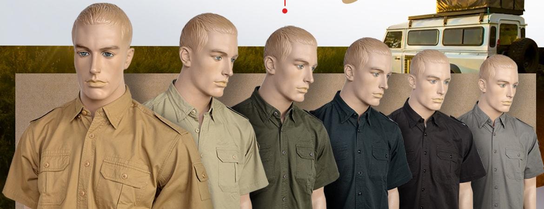 Safari Clothing